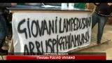 14/03/2011 - Lampedusa, dopo 3 giorni nuovi avvistamenti