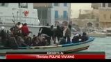 Lampedusa, Borghezio e Le Pen visitano il centro di accoglienza