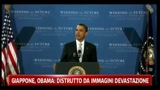 Intervento di Obama sul terremoto giapponese