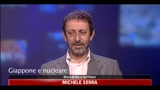 Michele Serra su nucleare, Libia e rapporto Lega - Unità d'italia