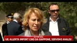 16/03/2011 - Lampedusa, situazione immigrazione seria