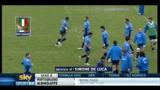Rugby, la squadra italiana vola in Scozia