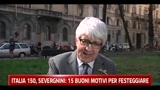 Italia 150, Severgnini: 15 buoni motivi per festeggiare