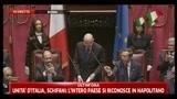 17/03/2011 - Napolitano alla Camera: viva l'Italia unita