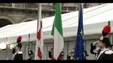 Italia 150, a Milano in piazza contestato leghista Salvini
