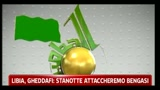 Libia, Gheddafi: stanotte attaccheremo Bengasi
