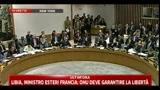 Libia, via libera Consiglio di Sicurezza ONU a risoluzione