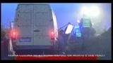 Frana collina su A1 Roma-Napoli, un morto e due feriti