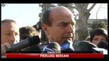 Libia, intervento di Bersani e Rutelli