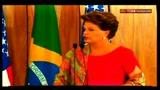 Libia, conferenza stampa di Obama e Roussef