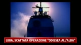 Il lancio del primo missile USA in Libia