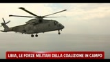 20/03/2011 - Libia, le forze militari della coalizione in campo