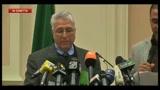 20/03/2011 - Forze armate Libia: unità militari sospendano ogni attività