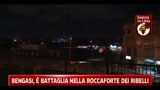 Bengasi,  battaglia nella roccaforte dei ribelli