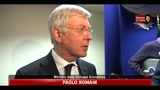 21/03/2011 - Nucleare, Romani: la priorità è la sicurezza