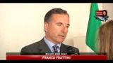 21/03/2011 - Libia, Frattini: senza Nato riprenderemo comando nostre basi