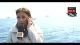 Isola al collasso, arrivata la nave San Marco