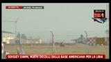 Odissey Dawn, nuovi decolli della base americana per la Libia
