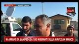 24/03/2011 - Mineo, la voce dei migranti sbarcati dal nordafrica