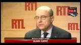 Guerra Libia, l'intervento di Alain Juppé