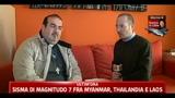 24/03/2011 - Sbarchi Lampedusa, intervista al parroco dell'isola