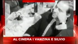Al cinema i Vanzina e Berlusconi