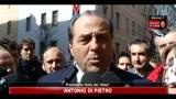 25/03/2011 - Di Pietro: deploriamo l'ambuguità del premier sulla questione Libia