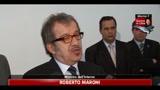 25/03/2011 - Profughi, Maroni: Ripartizione tra regioni, Abruzzo esentato