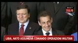 Libia, la NATO assumerà il comando delle operazioni militari