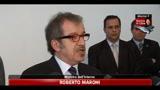 25/03/2011 - Immigrazione, le parole di Maroni e Frattini