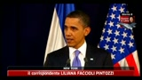 26/03/2011 - Libia, Obama: non vogliamo uccidere Muammar Gheddafi
