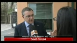 26/03/2011 - NATO in Libia, le parole del portavoce David Taylor
