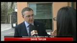 NATO in Libia, le parole del portavoce David Taylor
