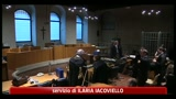 Meredith, oggi Amanda e Raffaele in aula: testimonia clochard
