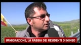27/03/2011 - Immigrazione, la rabbia dei residenti di Mineo