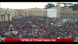 Libia, papa: inizi il dialogo, tacciano le armi