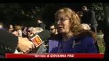 27/03/2011 - Fosse Ardeatine, omaggio dei parenti