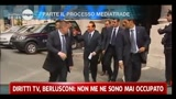 28/03/2011 - Berlusconi, mai occupato dei diritti tv