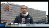 28/03/2011 - Roma, DiBenedetto è arrivato a Fiumicino