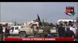 Libia, raid aerei della coalizione a Sabha