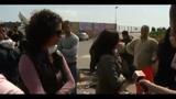 28/03/2011 - Lampedusa, isolani bloccano accesso al porto