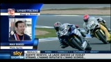 29/03/2011 - Biaggi fa il Dottore, ecco l'imitazione di Rossi