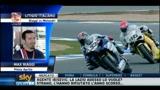 29/03/2011 - Biaggi fa il Dottore, ecco l'imitazione di Rossi