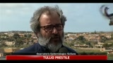 29/03/2011 - Lampedusa, infettivologo, trasferimenti per evitare rischi