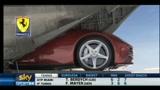 30/03/2011 - Una Ferrari estrema tra le nevi