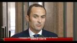 30/03/2011 - Responsabilità dei magistrati, le parole di Costa e Tenaglia