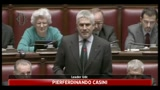 30/03/2011 - Casini difende Fini: su caso Ruby, senso dello Stato