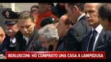 30/03/2011 - Berlusconi: ho comprato una casa a Lampedusa