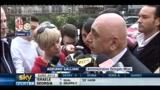 30/03/2011 - Milan, Galliani: Il derby non sarà decisivo