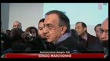 Fiat, Marchionne: Mercato auto 2011 non sarà rose e fiori